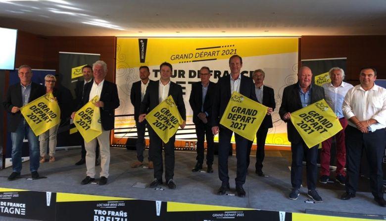 Tour de France 2021 - Le Tour de France 2021 partira bien de Brest