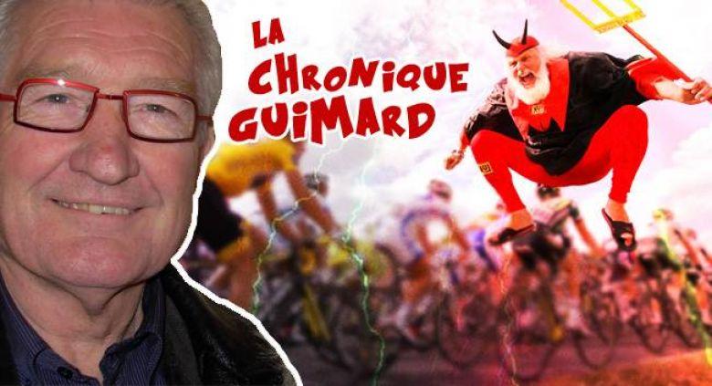 Chronique - Guimard : «Heureusement qu'Evenepoel ne fait pas le Tour»