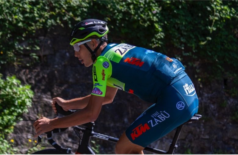 Transfert - Matteo Spreafico rejoint Vini Zabù-KTM dès cette année