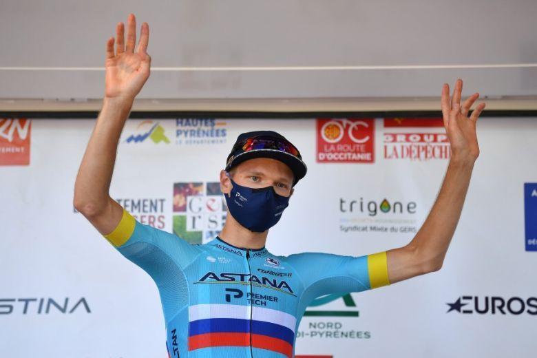 Tour du Piémont - Astana veut la victoire avec Aleksandr Vlasov