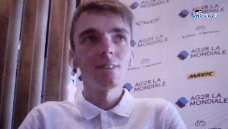 ITW - Romain Bardet : «Rejoindre Sunweb c'est un choix de carrière»