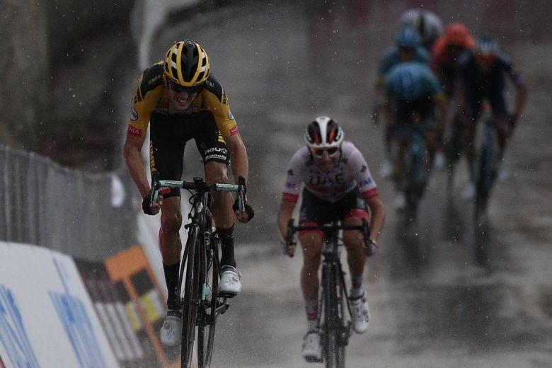 Tour du Piémont - George Bennett gagne devant Ulissi et Van der Poel