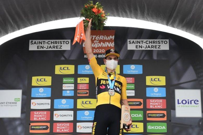 Critérium du Dauphiné - Van Aert : «Apparemment j'ai de bonnes jambes»