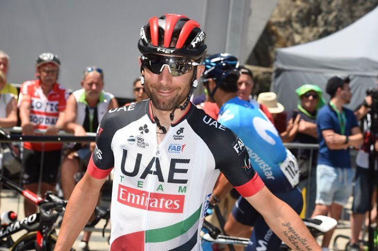 Tour du Piémont - Ulissi : «J'espère que la victoire viendra bientôt»
