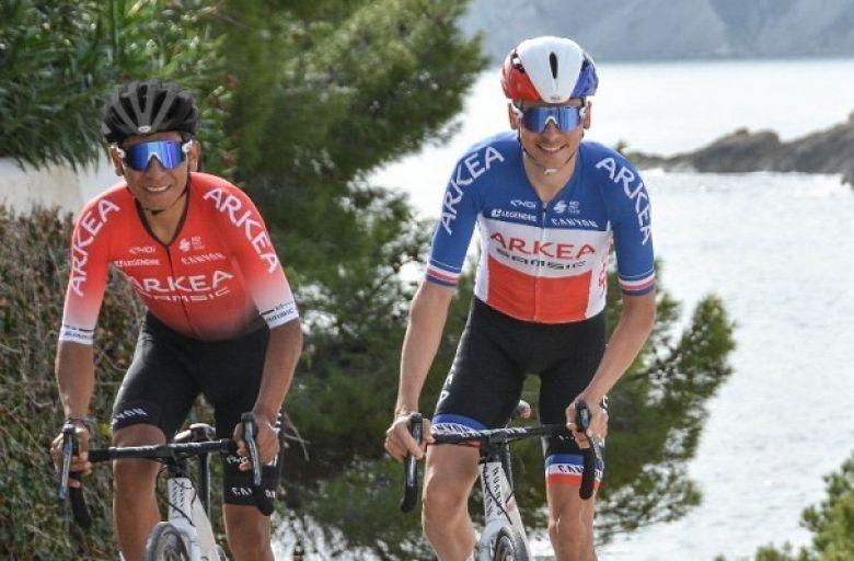 Critérium du Dauphiné - Un bon début pour Quintana et Barguil