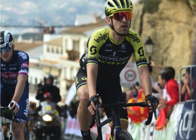 Tour de Lombardie - Mitchelton-Scott autour de Mikel Nieve
