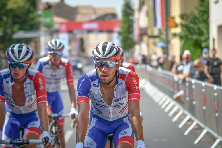 Critérium du Dauphiné - Pinot : «Je suis confiant pour l'étape»