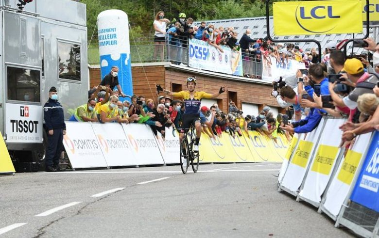 Critérium du Dauphiné - Primoz Roglic s'impose devant Thibaut Pinot
