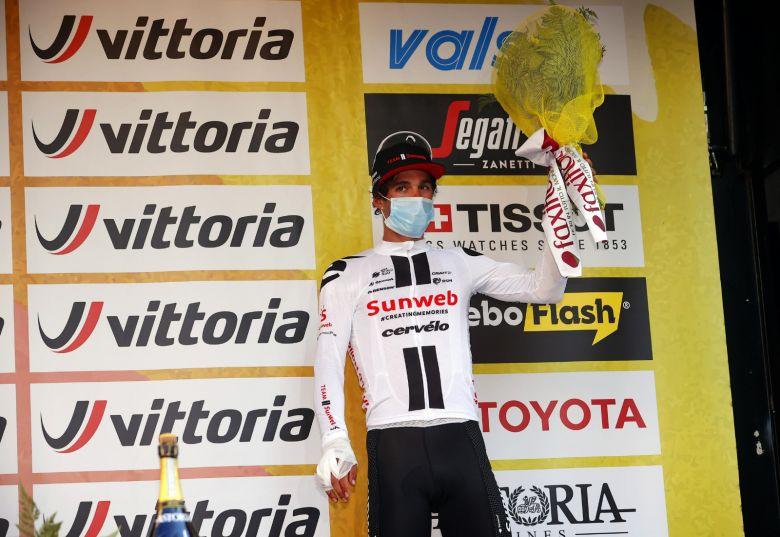 Tour de Lombardie - Pas remis de sa chute, Michael Matthews renonce