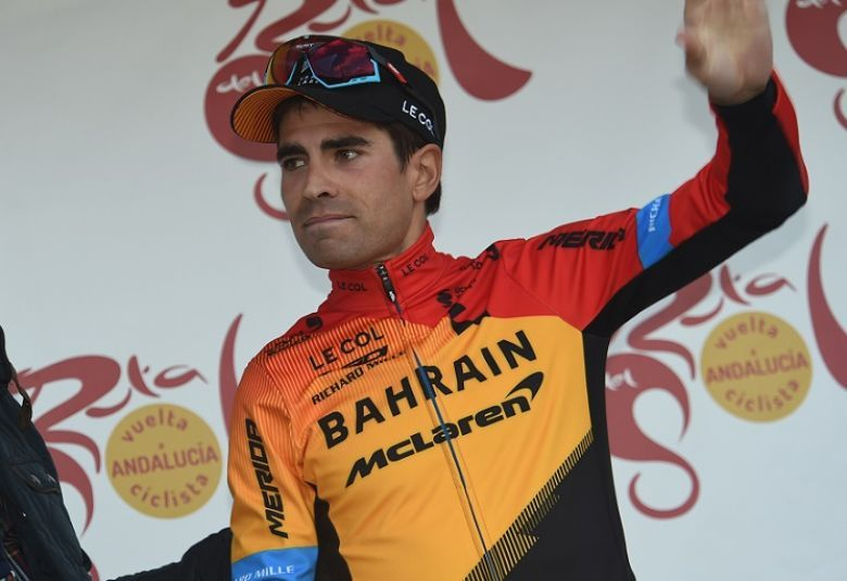 Critérium du Dauphiné - Mikel Landa, 8e : «Oui, je suis satisfait»