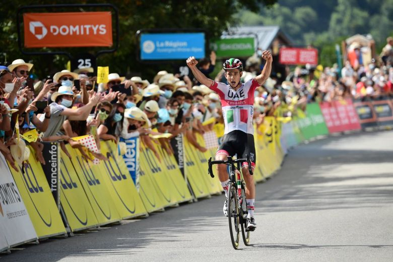 Critérium du Dauphiné - Formolo en solo, Roglic gère, Bernal coince