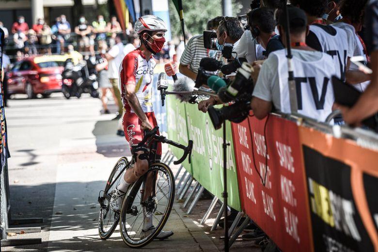 Critérium du Dauphiné - Guillaume Martin : «Tout va pour le mieux...»