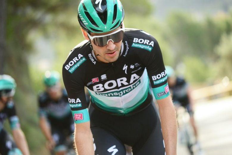 Critérium du Dauphiné - Buchmann 4e : «C'est une bonne performance»