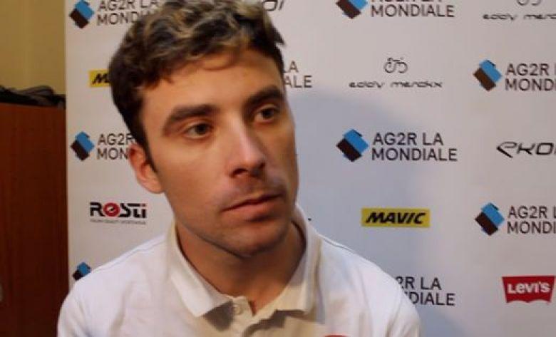 Critérium du Dauphiné - Pierre Latour : «Je n'ai pas trop de regrets»