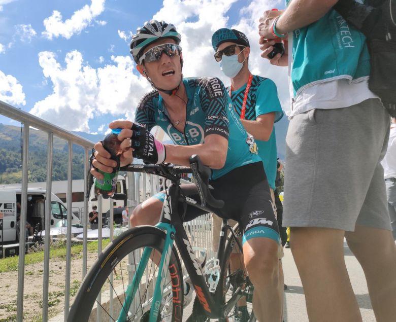 Critérium du Dauphiné - Pierre Rolland : «J'espère m'accrocher... »