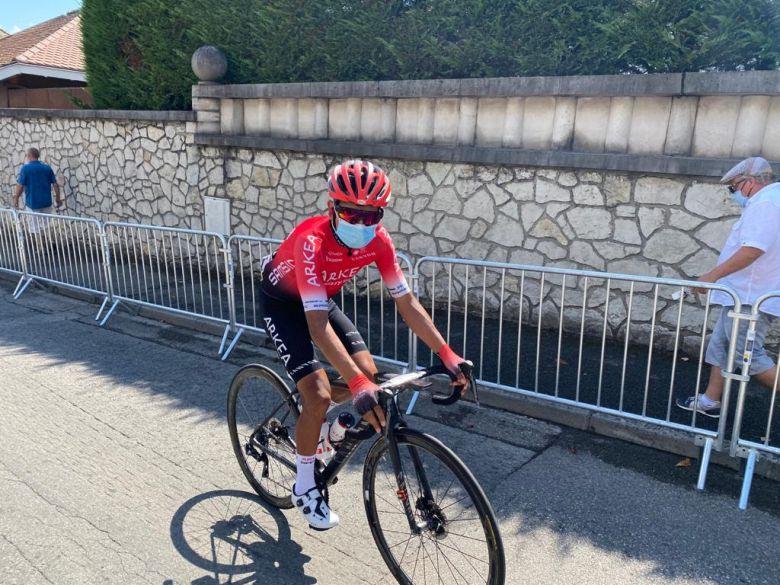 Critérium du Dauphiné - Quintana : «Il me manquait un peu de jump»