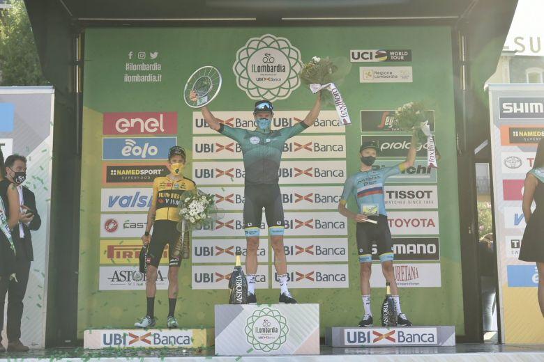 Tour de Lombardie - J. Fuglsang : «Heureusement que Vlasov était là»