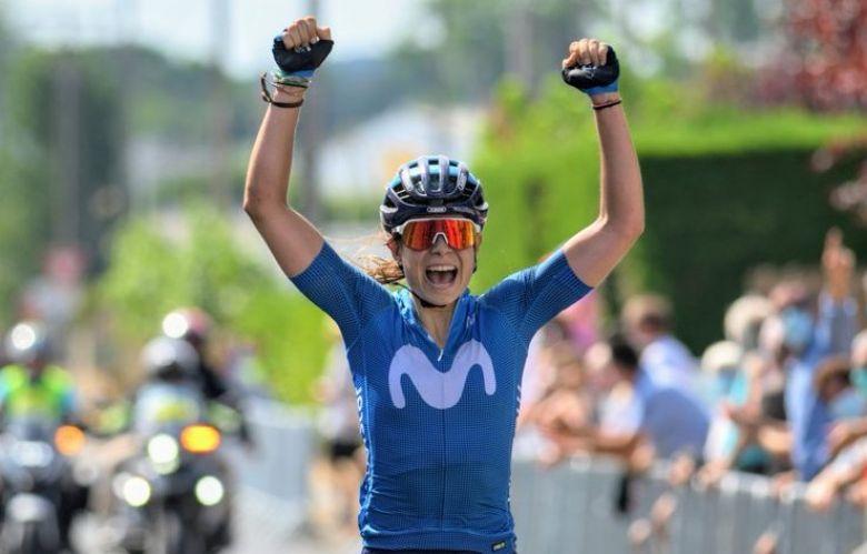 Périgord Ladies - Sheyla Gutierrez remporte La Périgord Ladies