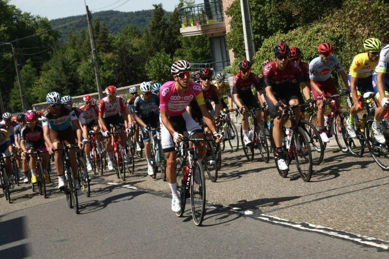 Tour de Wallonie : la première étape pour Caleb Ewan à Templeuve