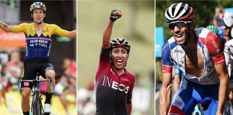 Sondage - À 2 jours du départ... votre favori du Tour de France ?