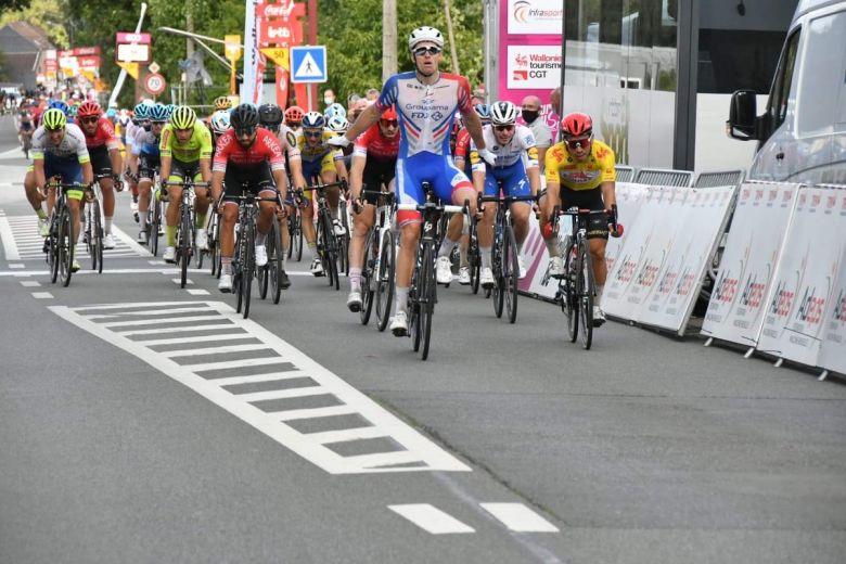 Tour de Wallonie - Arnaud Démare gagne devant Caleb Ewan, Bouhanni 4e