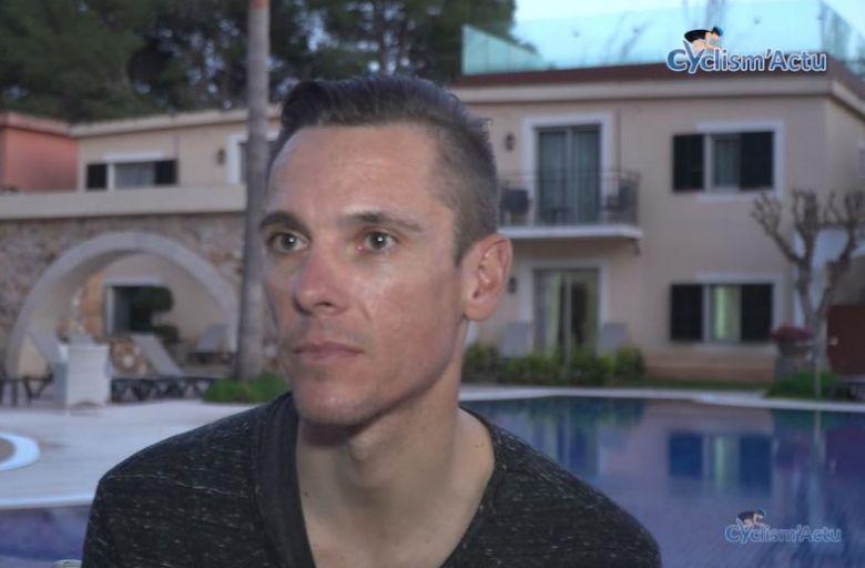 Route - Philippe Gilbert : «Très difficile d'éliminer les risques»