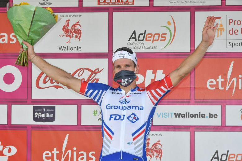 Tour de Wallonie - Démare : «Je me sentais capable de passer Ewan»