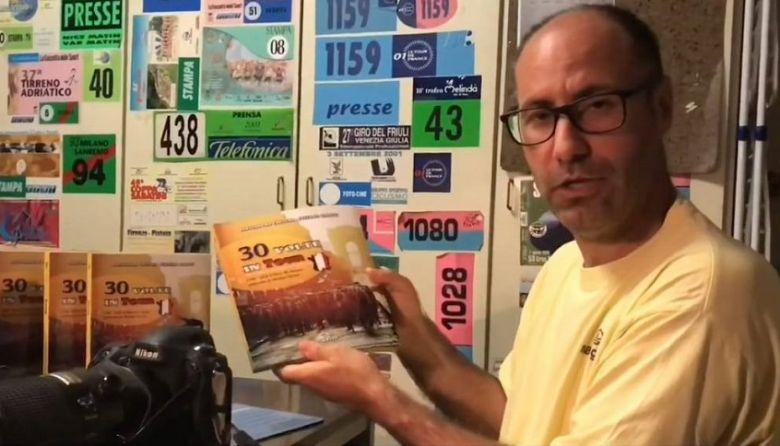 Livre - Les 30 Tour de France de 1990-2019 par Stefano Sirotti