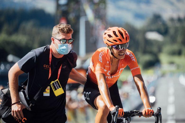 Transfert - Masnada va finir la saison chez Deceuninck-Quick Step