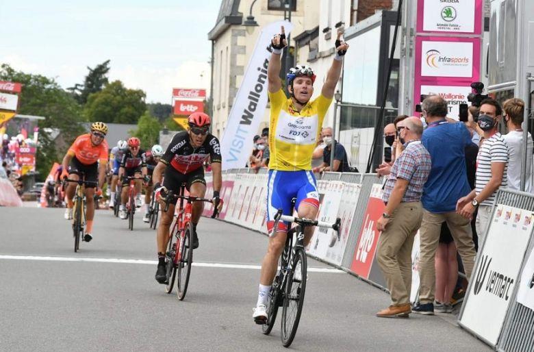 Tour de Wallonie - Arnaud Démare gagne la 4e étape et le général