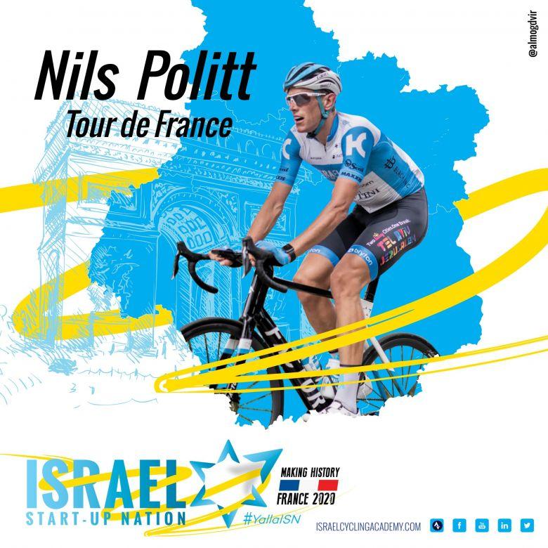 Tour de France - Nils Politt et Krists Neilands seront sur le Tour