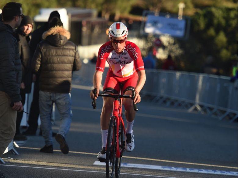 Route - Touzé : «J'avais envie d'évoluer avec Van Avermaet et Naesen»