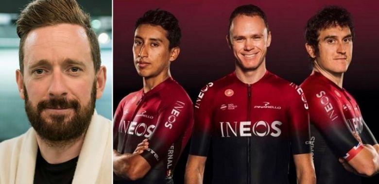 Route - Quand Wiggins évoque «le vieil objectif» du Team INEOS...