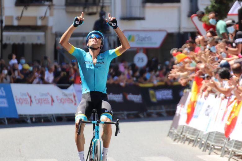 Espagne - Route - Première pour Luis Leon Sanchez, doublé Astana