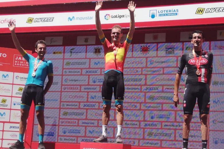 Espagne - Route - Sanchez : «J'ai attendu le meilleur moment»