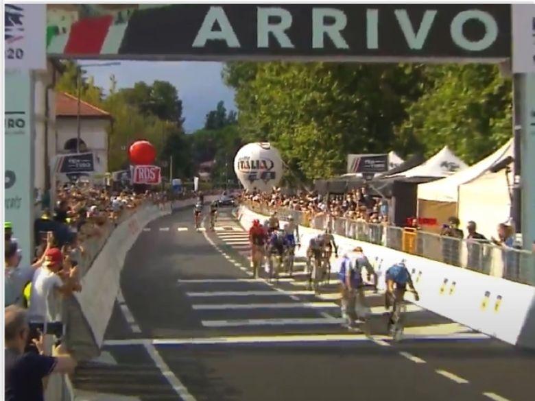 Italie - Route - Nizzolo s'impose devant Davide Ballerini et Colbrelli