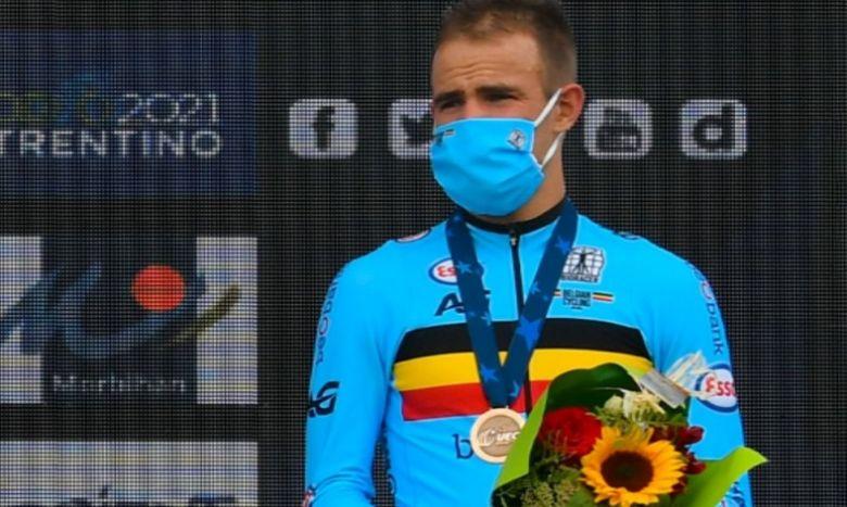 Europe - CLM - Campenaerts : «Le parcours était idéal pour Küng»