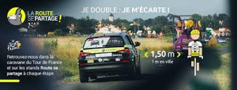 Tour de France - La Route se partage et le Tour jusqu'en 2024 !