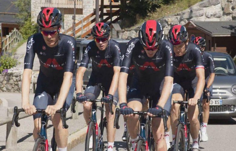 Tour de France - Fini la Team INEOS, place aux INEOS Grenadiers !