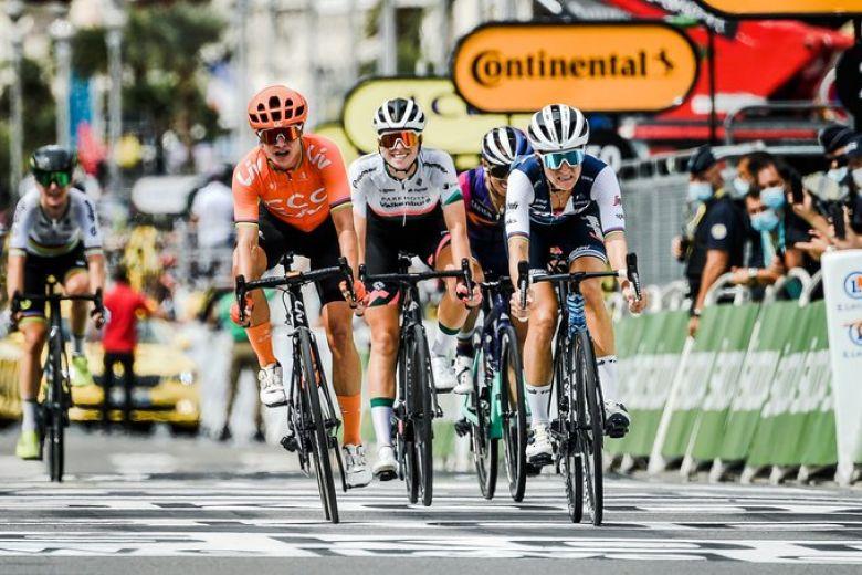 La Course by Le Tour - Elizabeth Deignan : «Une victoire spéciale»