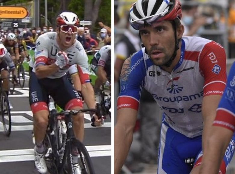 Tour de France - Kristoff crée la surprise, Thibaut Pinot à terre !