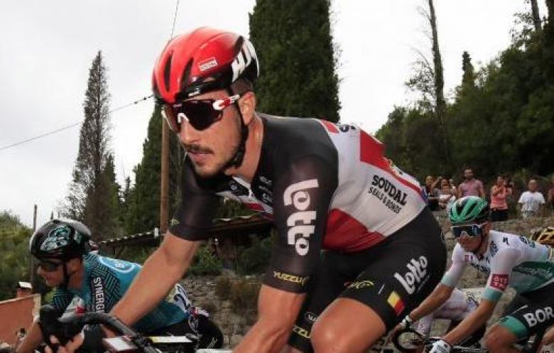 Tour de France - Degenkolb hors délais : «Mes rêves sont détruits»