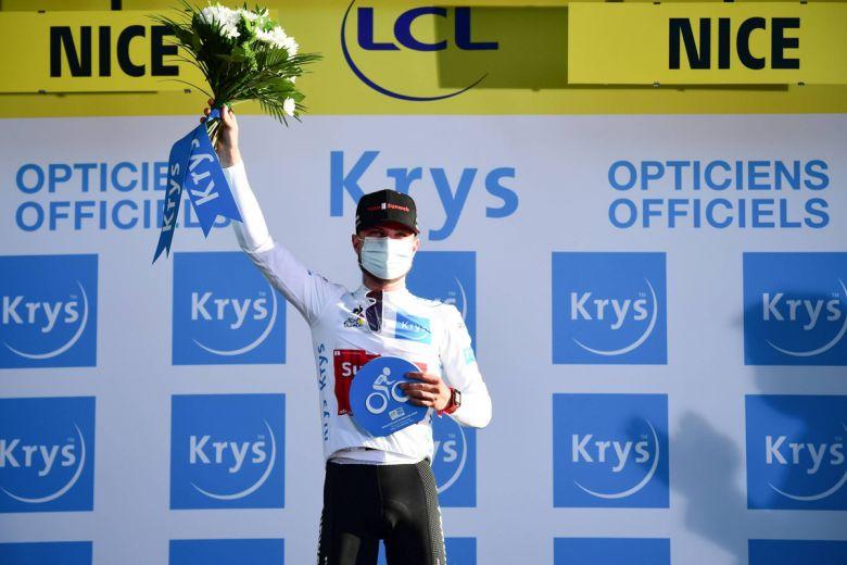 Tour de France - Marc Hirschi : «Fier de ma performance»