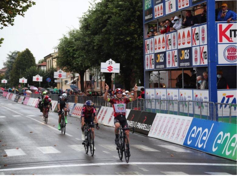 Tour d'Italie U23 - Colnaghi récidive et s'empare du maillot rose