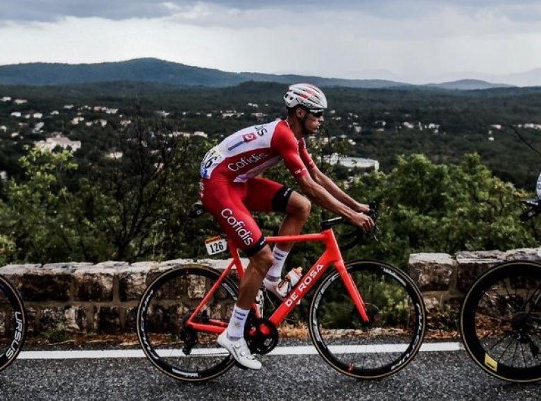 Tour de France - Une fracture et un pneumothorax pour Anthony Perez