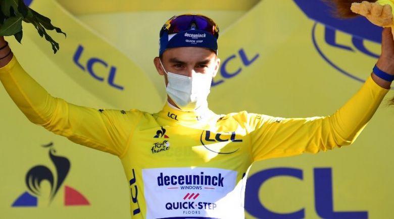 Tour de France - Alaphilippe «va tout donner pour garder le maillot»