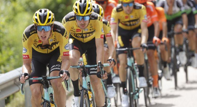 Route - La formation Jumbo-Visma a prolongé quatre de ses coureurs