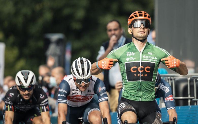 Tour de Hongrie - Troisième victoire consécutive pour Jakub Mareczko