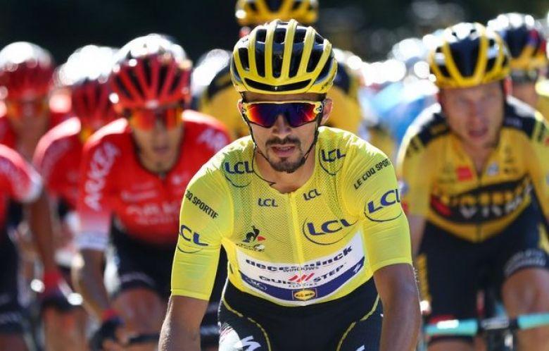 Tour de France - Julian Alaphilippe : «Le plan... il ne change pas !»