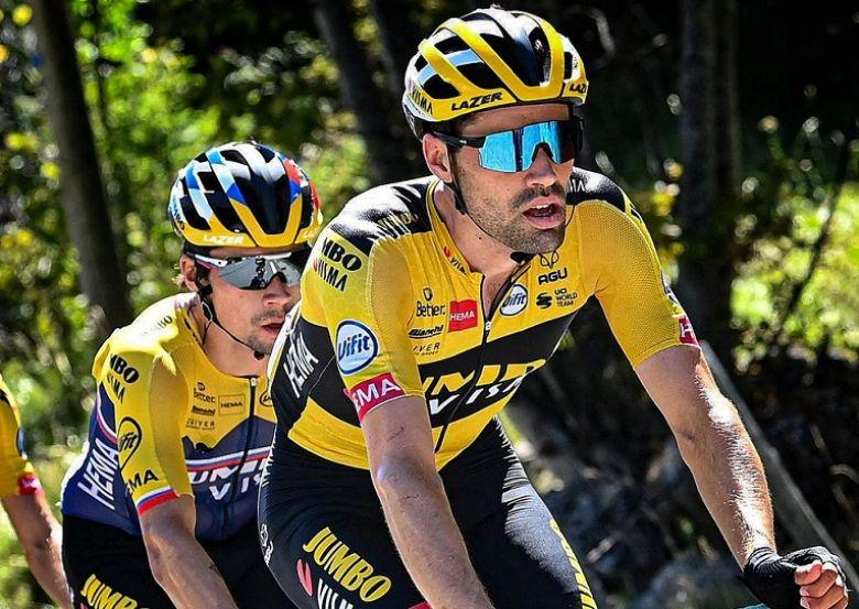 Tour de France - Tom Dumoulin a lutté : «Je veux être meilleur que ça»